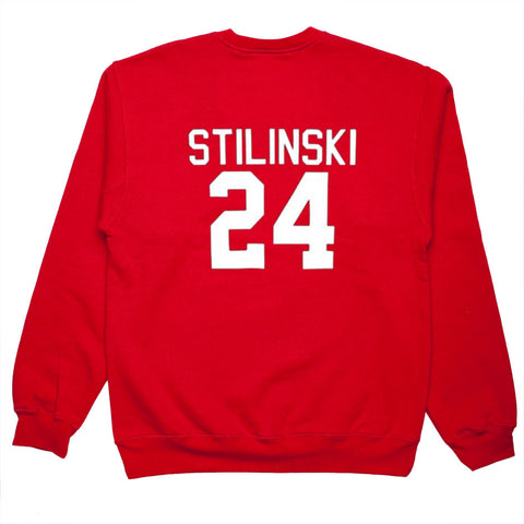 stilinski back sweatshirt