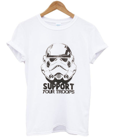 stormtrooper support our troops tshirt