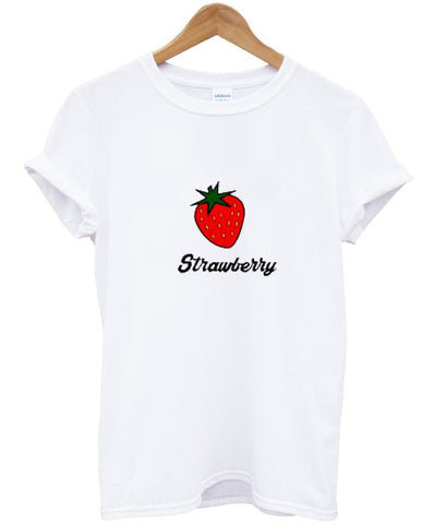 strawberry tshirt