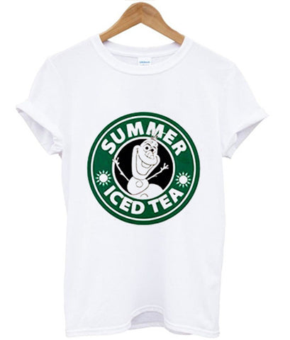 summer iced tea T shirt