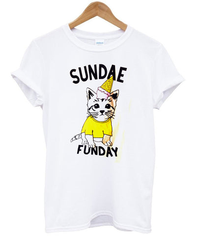 Sunday funday T shirt