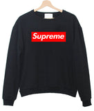 supreme  sweatshirt