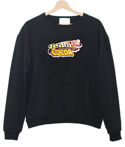 team cocoa sweatshirt