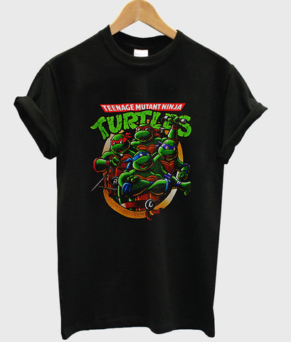 teenage mutant ninja turtles tshirt