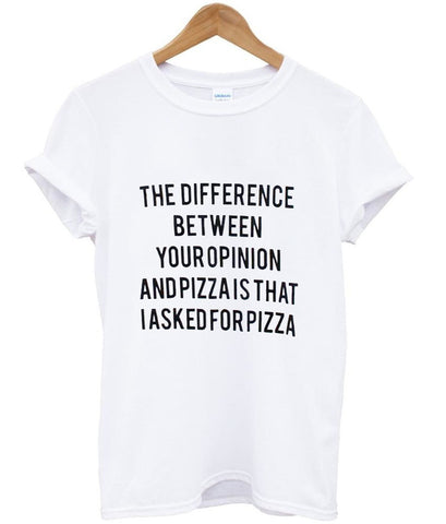the difference tshirt