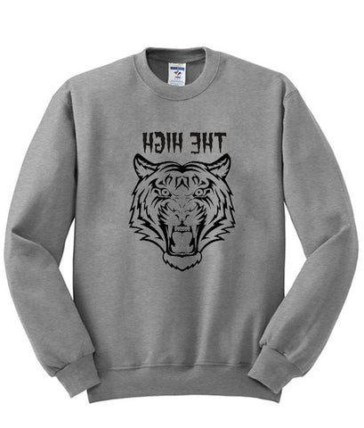 the high sweatshirt