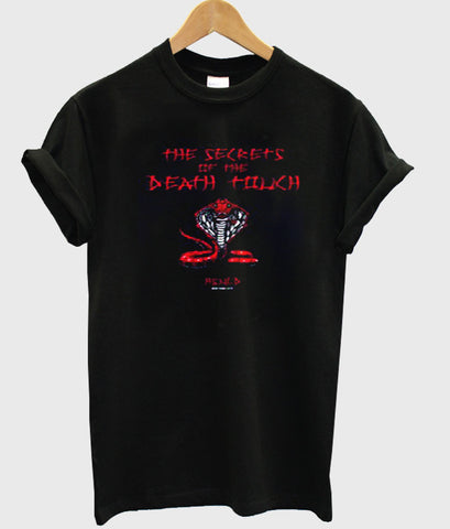 the secrets tshirt