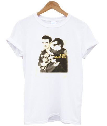 the smiths tshirt