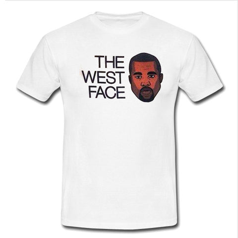 the west face tshirt