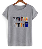 this doctor who T shirt