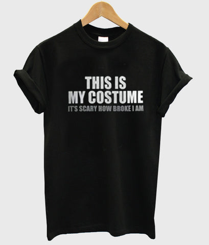 this is my costume shirt