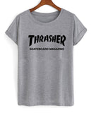thrasher skateboard T shirt
