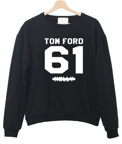 tom ford 61 molly sweatshirt