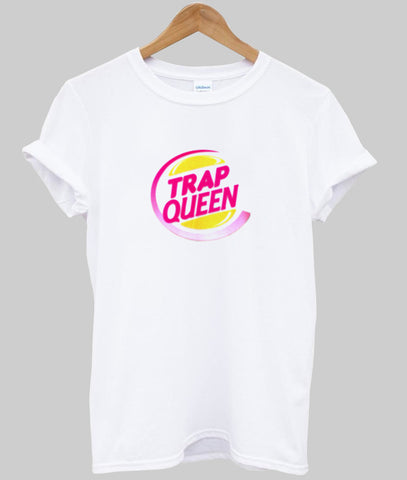 trap queen tshirt