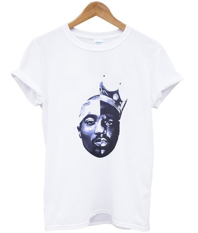 tupac shakur and the notorious T Shirt