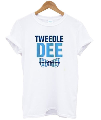 Tweedle dee blue