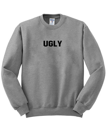 ugly sweatshirt