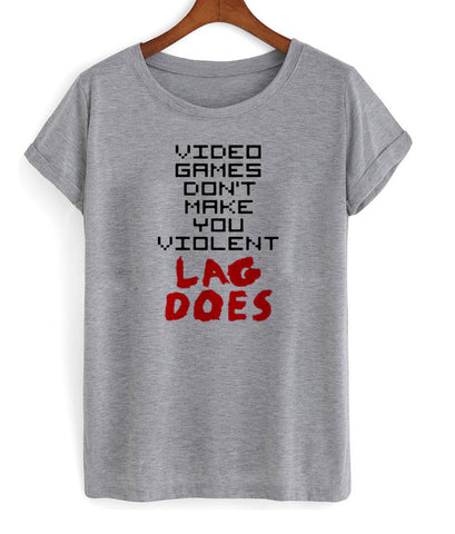 vidio game tshirt