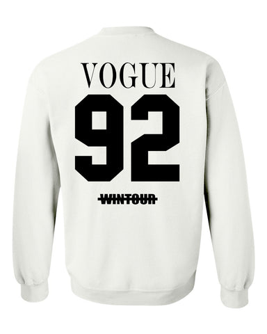 vogue 92 wintour switer back
