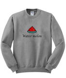 water melon sweatshirt