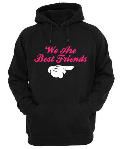 we are bestfriends3 HOODIE