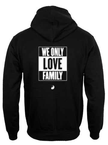 we only hoodie