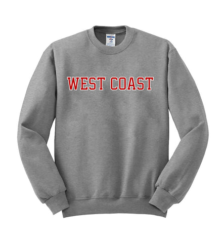 weast coast Sweatshirt