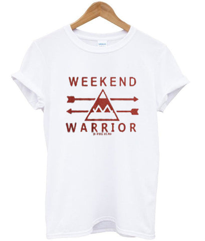 weekend warrior shirt