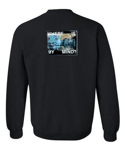 where is my mind sweatshirt back