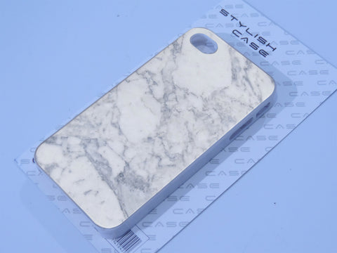 White marble Phone case iPhone case Samsung Galaxy Case