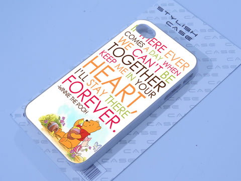 winnie the pooh quote Phone case iPhone case Samsung Galaxy Case