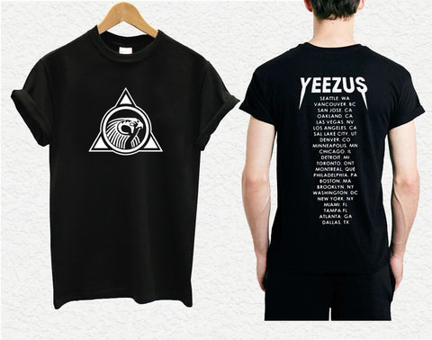 yeezus shirt yeezus skeleton yeezus tour shirt kanye west 3