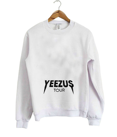 yeezus tour sweater