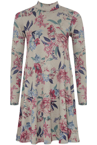 Botanical Bomber Lightweight Jacket