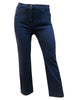 Women's Fashion Cotton Trader Jeans With Straight Leg - Front