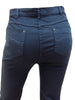 Women's Cotton Trader Jeans - Twin Pockets to Front & Rear - Rear