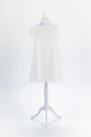Broderie Anglaise Ombre Summer Dress