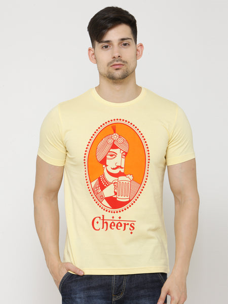 Coolyug Cheers Men's T-Shirt