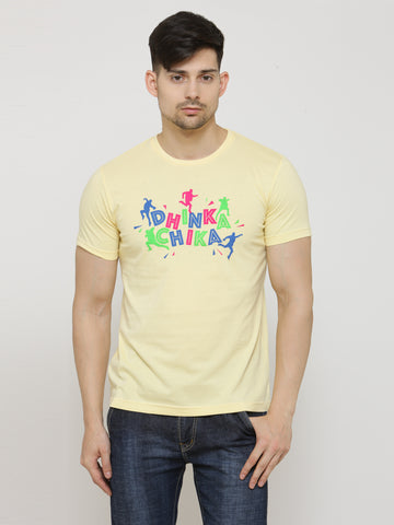 Coolyug Dhink Chika Men's T-Shirt