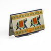 Elephants Visiting Card Holder
