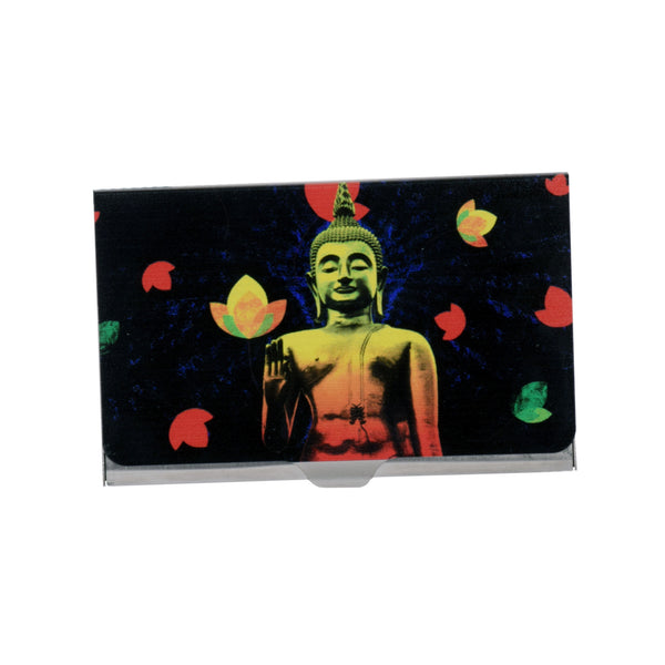 Standing Buddha Visiting Card Holder