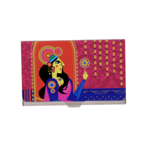 Royal Maharani Visiting Card Holder