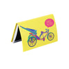 Delhi Cycle Visiting Card Holder PU