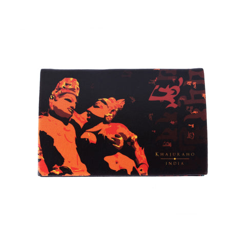 khajuraho Visiting Card Holder PU