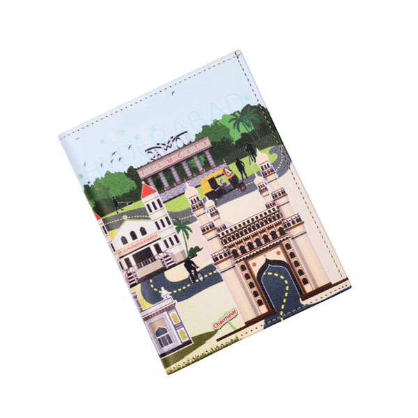 Hyderabad City Passport Holder