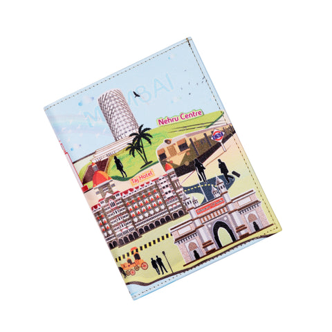 Mumbai City Passport Holder