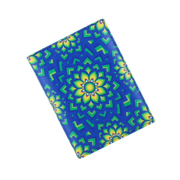 Lotus Passport Holder