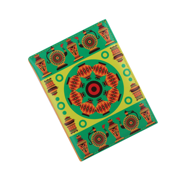 Jaipur Pot Passport Holder