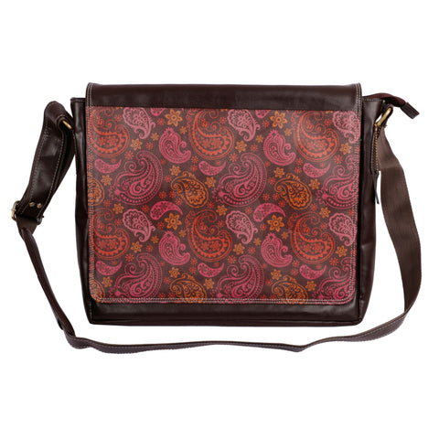 Paisely Laptop Bag