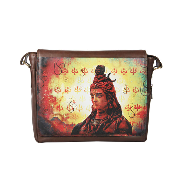 Shiva Laptop Bag New